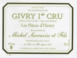 Givry 1er Cru Blanc