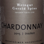 Gerold Spies Chardonnay