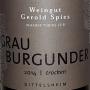 Gerold Spies Grauburgunder