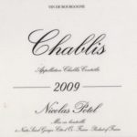 Nicolas Ptel Chablis